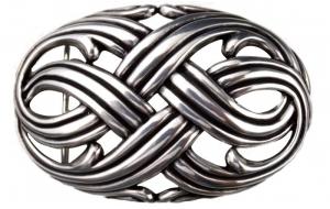 Gürtelschnale Ornament