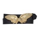 Taillengürtel mit Flügeln in Gold