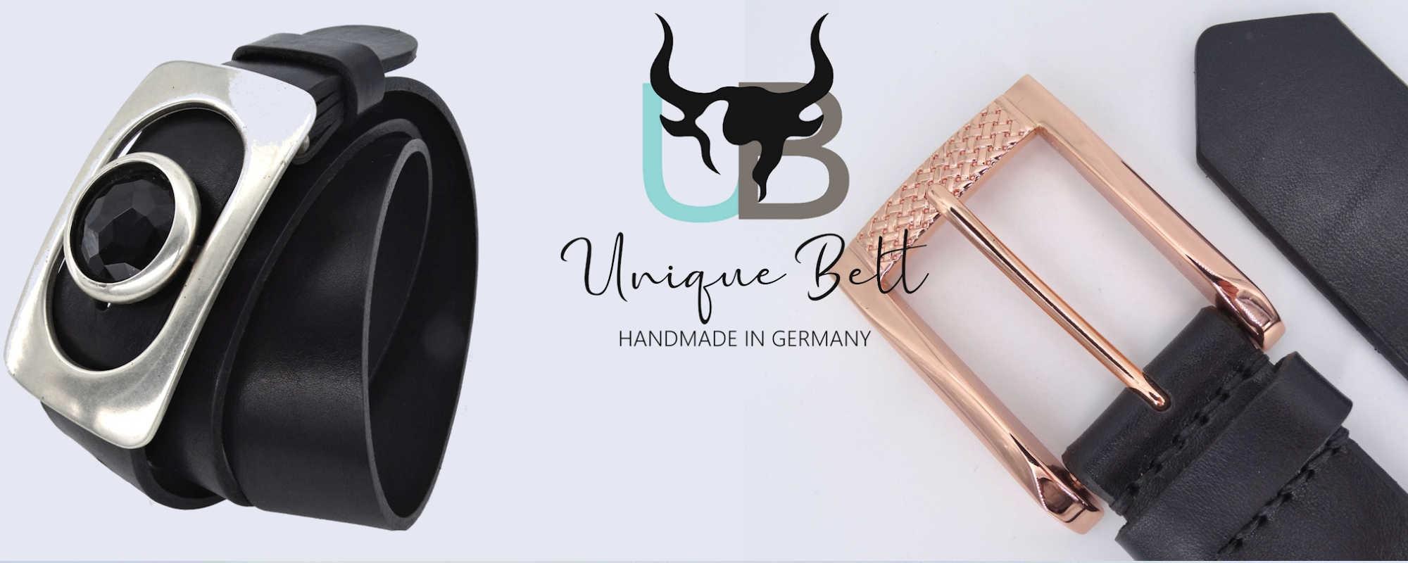 Unique belt ledergürtel